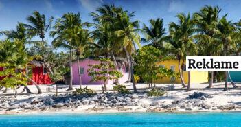 Skift ferieboligen ud med nye rejsedestinationer