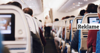 hvad må man have med i flyet